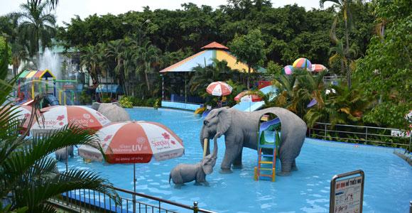 аквапарк Дам Сен