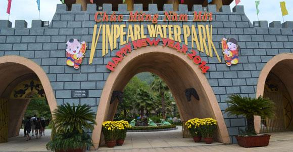 аквапарк Винперл