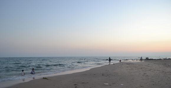 пляж тьен тхан
