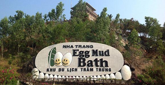 грязи Нячанга в комплексе Сто яиц