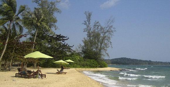 Пляж Бай Том