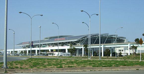 международный аэропорт фукуока