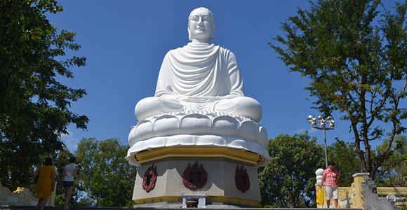 будда пагода Лонг шон
