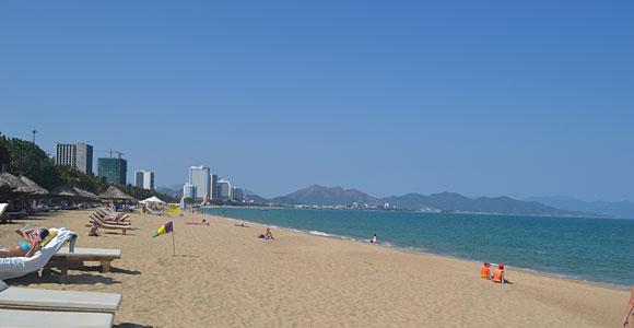 пляж Нячанга, фото