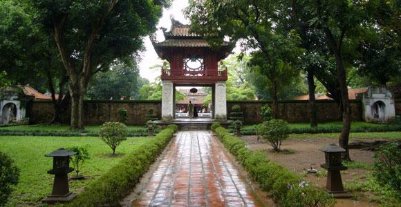 пагода в Ханое