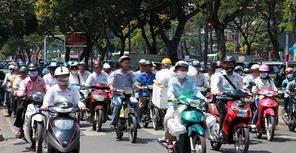 дороги Вьетнама