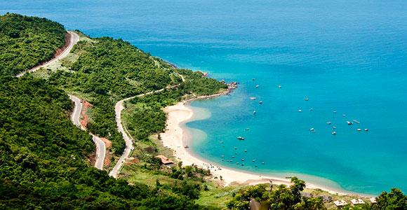 Дананг, полуостров
