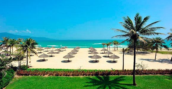 Китайский пляж в Дананге